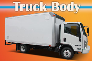 Rockport Truck Body (Rock Box)
