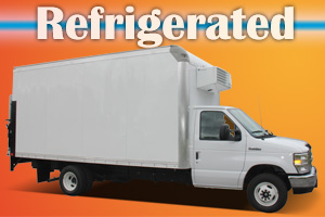 Refrigerated Body Commercial Trucks